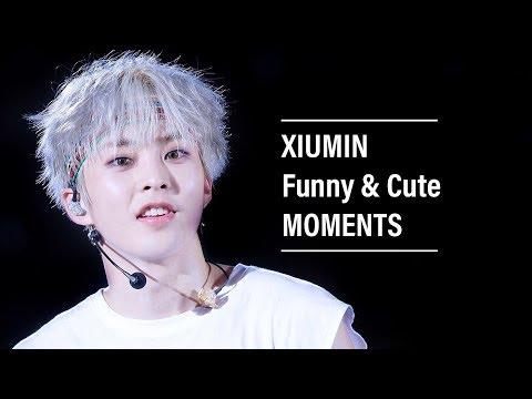 EXO Xiumin Funny & Cute Moments