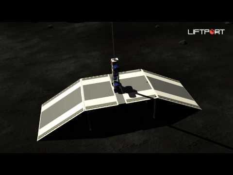 Lunar Elevator Infrastructure 2012 V9