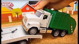 Мультики для детей про машинки и Спецтехнику  🔴 LVE / Прямой эфир все серии ТаТаШоу