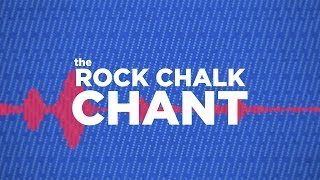 Where did the Rock Chalk Chant come from?