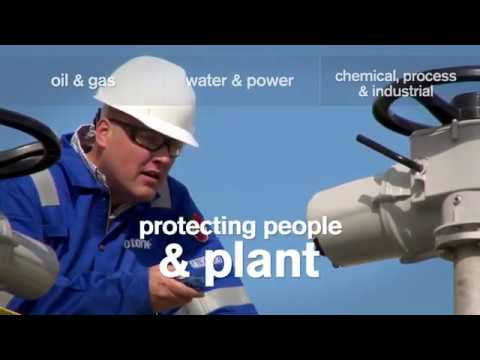 Rotork - Keeping the World Flowing for Future Generations