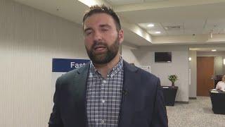 Former Patriots player talks Tom Brady, first visit to Maine