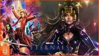 Marvel Studios in Disbelief Over MCU Eternals Quality
