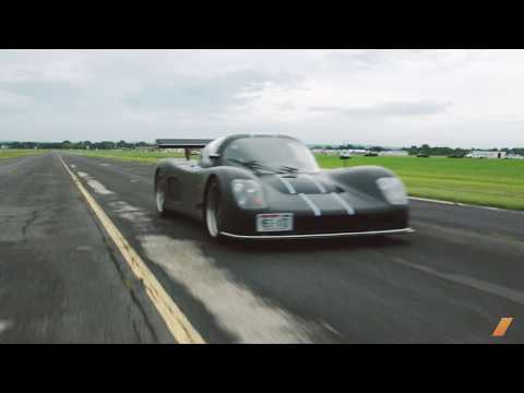 Testing the 750-hp Mercury Racing Ultima GTR on an Airstrip