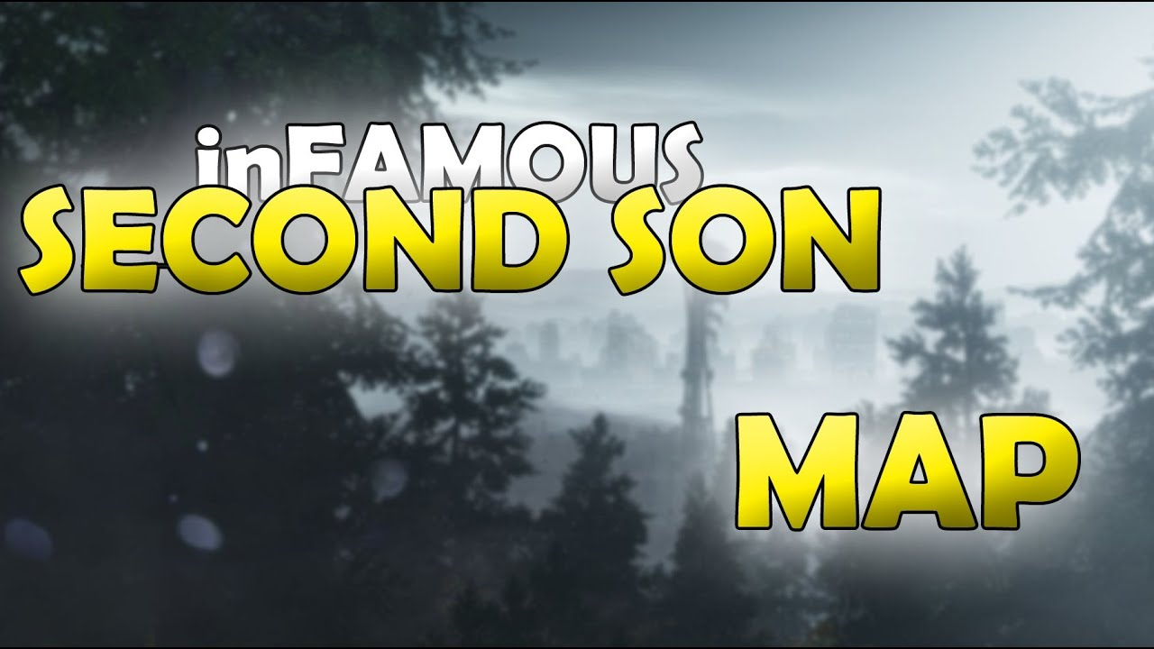 maxresdefault Infamous Second Son Map on the witcher map, kingdom hearts map, grand theft auto v map, dayz map, infamous characters, infamous shards, dark souls map, infamous bosses, minecraft world of tanks map, the elder scrolls online map, dishonored map, dead rising 3 map, grand theft auto 2 map, the crew map, infamous 2 map,