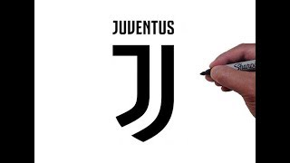 How to Draw the Juventus F.C. Logo