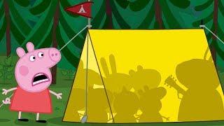 Peppa Pig Français   Vive le camping! ⛺️Dessin Animé