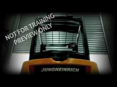 Funny Forklift Safety Video for Training
