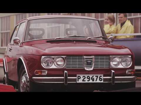 Saab Car Museum featuring Peter Bäckström avsnitt 3 - Saab 99