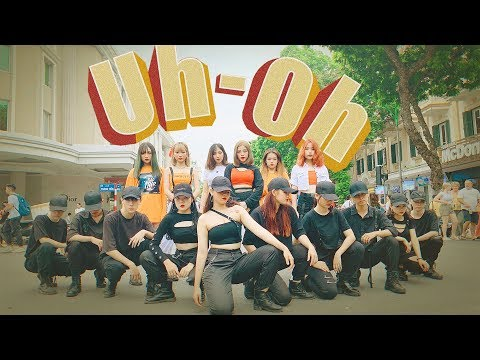 [KPOP IN PUBLIC CHALLENGE] (G)I-DLE((여자)아이들) _ Uh-Oh (Dance Break Ver.) Dance Cover By S.A.P 🇻🇳