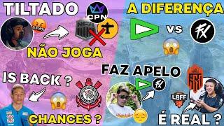 MAMONAX FICA TILTADO ! DIFERENÇA LOUD vs FX ! LOS MVR É REAL - THURZIN FAZ APELO AS TORCIDAS