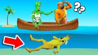 SNITCH or DROWN in Hide & Seek! (Fortnite Creative Gamemode)