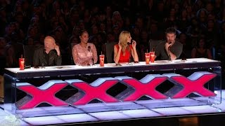 America's got talent 2016 - failed - bad - weird auditions