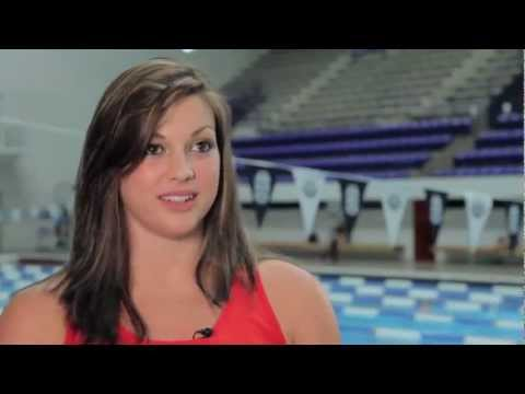 BSU at the Games: Under the Water with U.S. Synchro - YouTube