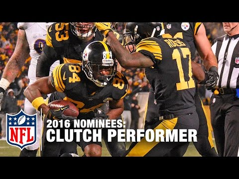 2016 Clutch Performer of the Year Nominees | NFL