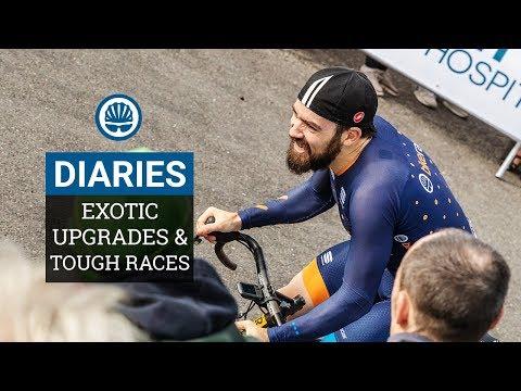 Hill Climb Diaries - Exotic Carbon Upgrades & Savage Training