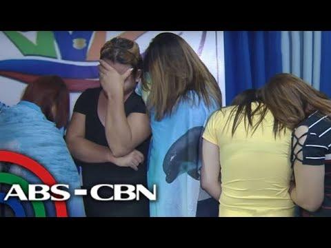 UKG: 5 miyembro ng 'dugo-dugo' gang, arestado sa Caloocan