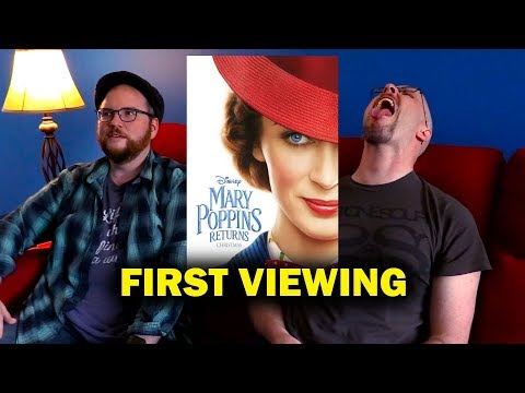 Mary Poppins Returns - First Viewing