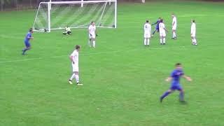 New Haven Men's Soccer 2018 Top Goals