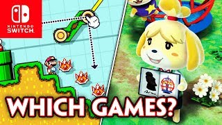 ANIMAL CROSSING SWITCH & 2 MORE GAMES DELAYED??