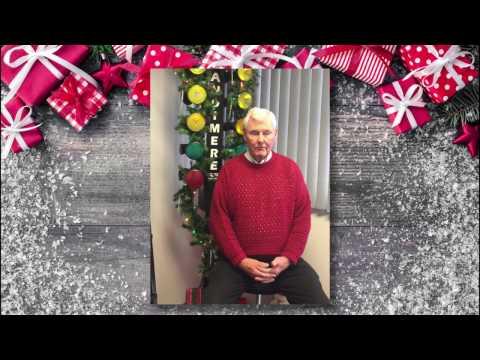 Christmas Message from John Bandimere Jr. 2016