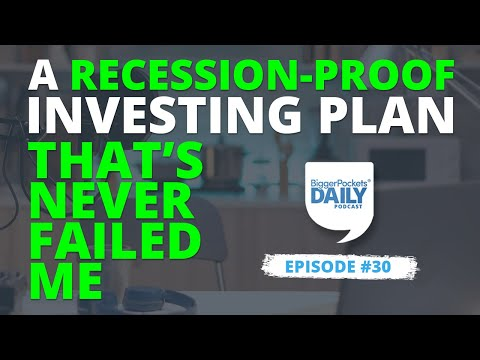 Success in Good & Bad Times: A Recession-Proof Investing Plan That's Never Failed Me | Daily #30