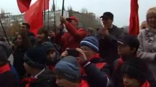 Донецький піонер: Ленін - Партія регіонів