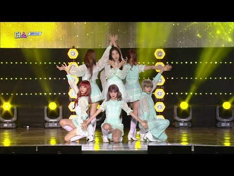 GWSN, Puzzle Moon [THE SHOW 181009]