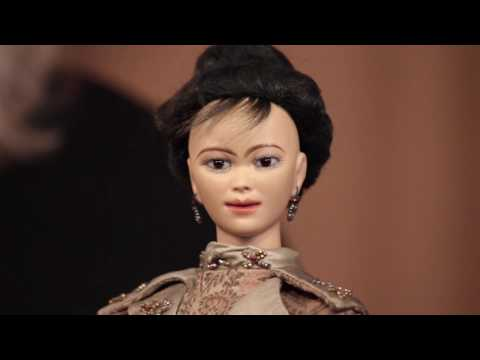 """Interlude"" - French Automata  Part 3 & Fine Antique Dolls from the Beulah Franklin Collection"