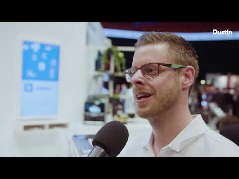 Den viktigaste delen inom arbetsplats - Fredrik Berg, Dustin
