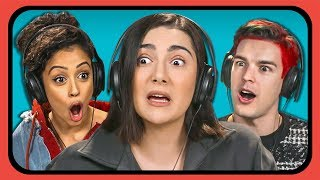 YOUTUBERS REACT TO CAR TIRE CRUSH TREND | Oddly Satisfying Compilation