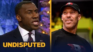 Skip and Shannon on the odds LaVar Ball's basketball league will be a success   UNDISPUTED