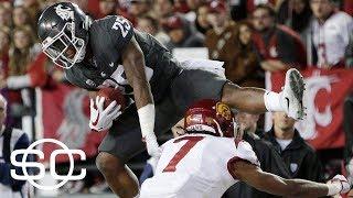 Heather Dinich puts Washington State in the CFP conversation | SportsCenter | ESPN