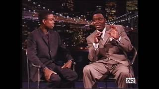 Bernie Mac August.18.2000 Interview