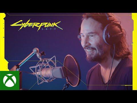 Cyberpunk 2077 — Behind the Scenes: Keanu Reeves