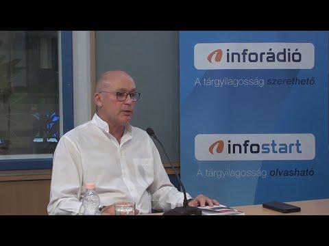 InfoRádió - Aréna - Péterfalvi Attila - 2021.07.07.