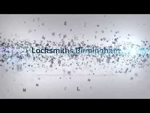 Logo Animation of our company www.locksmiths-birmingham-services.co.uk