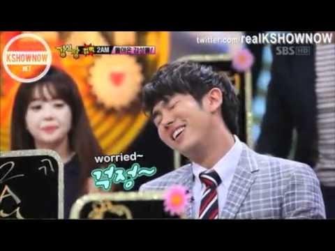 [CUT] 2AM Acapella + Seulong's cute mistake