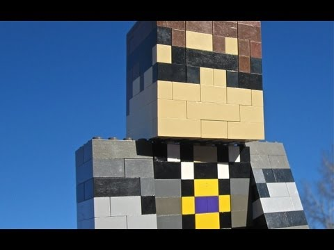 lego minecraft characters youtube
