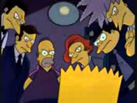 The Simpsons - Bart - Deep Trouble (Rap)