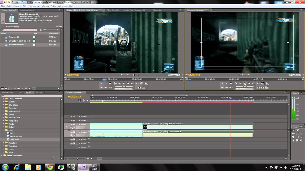 Adobe premiere pro slow motion effect / Bbc iplayer waterloo road