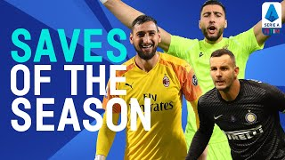 Saves of the Season | The Best Save from EVERY Club! | Serie A Extra | Serie A TIM