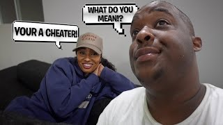 My First Conversation With Rubi Rose Went Like This 😳 . . . SHE THINK IMA CHEATER !!