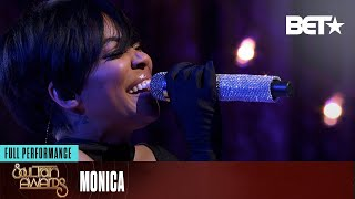 Monica Performs A Medley Of Her Greatest Hits As The Lady of Soul | Soul Train Awards 20