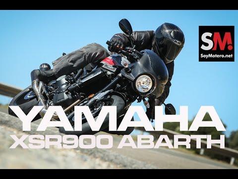Yamaha XSR900 Abarth 2017: Prueba Moto Neo retro [FULLHD]