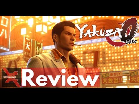 Yakuza 0 Review l Expansive