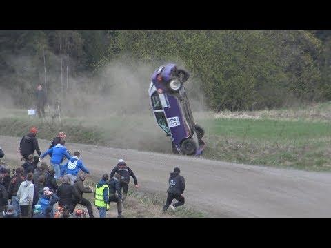 Ikaalisten Kylpylä Ralli 2019 (crash & action)