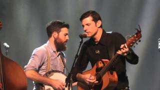 "Avett Brothers ""Divorce, Separation Blues"" (NEW SONG) Tennessee Theatre, Knoxville, TN 12.04.15"