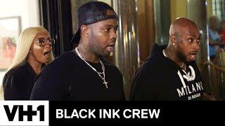 Jadah Pours Paint on Teddy's Car As Revenge   Black Ink Crew