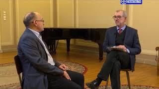 """10 minute de muzica. Iosif Ion Prunner, dirijorul Corului Filarmonicii """"George Enescu"""" (18 11 2017)"""